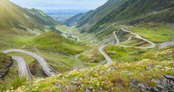 Richtiges Durchfahren von Kurven