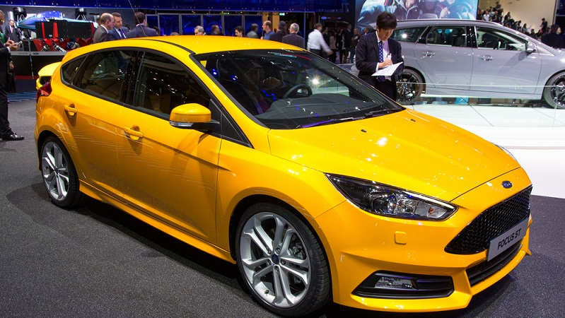 Dank des geringeren Benzinverbrauchs ist der Ford Focus gut zur Umwelt – aber natürlich auch zu dem Geldbeutel des Fahrzeughalters. (#05)