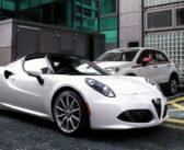 Alfa Cabrio: Details zum Alfa Romeo 4C Spider