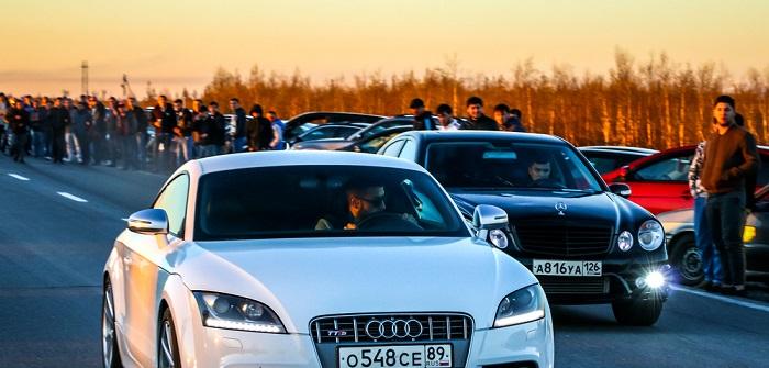 Illegale Autorennen in Berlin: Spaß mit Todesfolge
