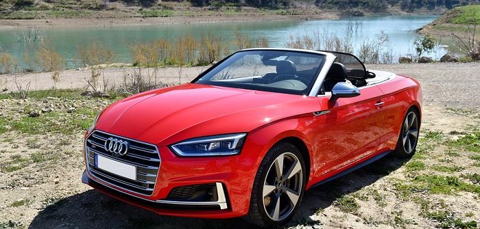 Audi S5 Cabriolet: Fahrverhalten des offenen Sportwagens