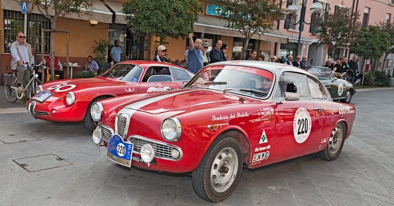 Der Alfa Romeo Giulietta Sprint Veloce dürfte zu den schönsten Coupés aller Zeiten gehören. (#05)