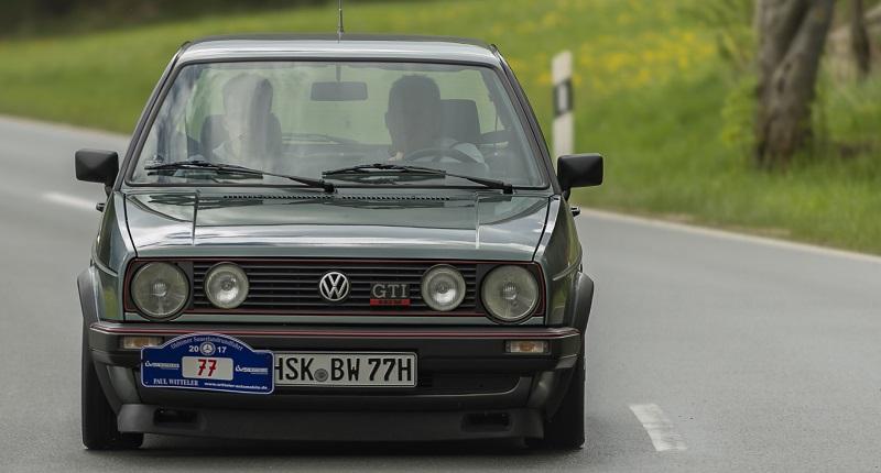 Ein schönes und klassisches Beispiel für die Tatsache, dass ausgezeichnete und gut designte Produkte am Markt keine Chance haben, wenn sie zur falschen Zeit erscheinen, ist der VW Golf Country. (#01)