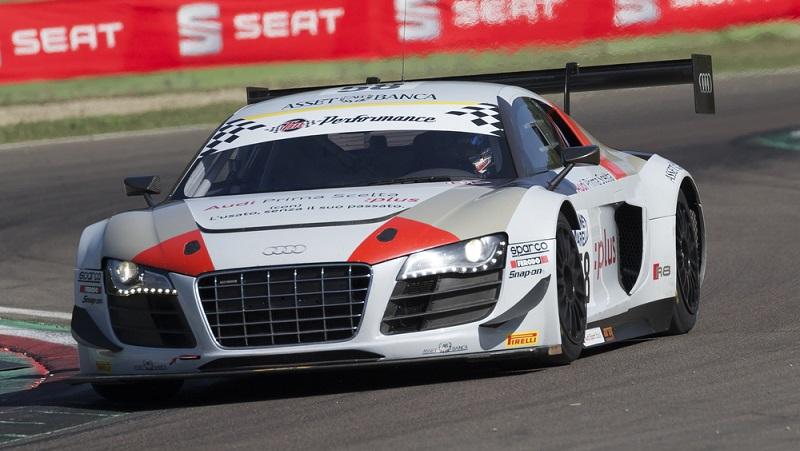 Der erste Meister des Audi Sport TT Cups – Jan Kisiel – startete bereits im Folgejahr genau wie seine Verfolger Nicolaj Møller Madsen und Mikaela Åhlin-Kottulinsky im Audi R8 LMS in verschiedenen nationalen oder internationalen Rennserien. (#01)