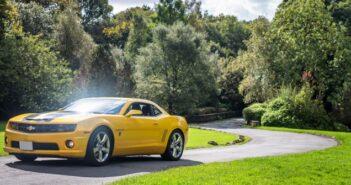Chevrolet Camaro V8: Info & Details zur EU-Version