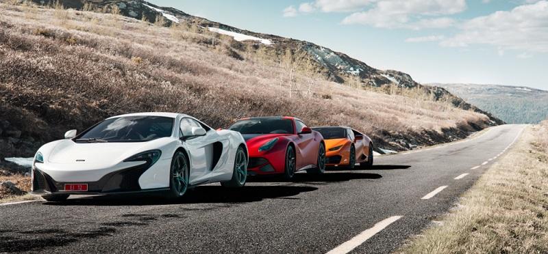 Ferrari ist die Marke, die Autofans wohl als erstes einfällt, wenn es um italienische Sportwagen geht.