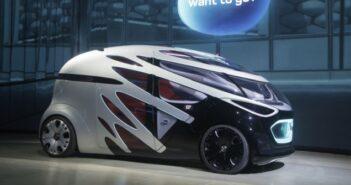 Autonome Fahrzeuge von Mercedes. (Foto: Mercedes-Benz)
