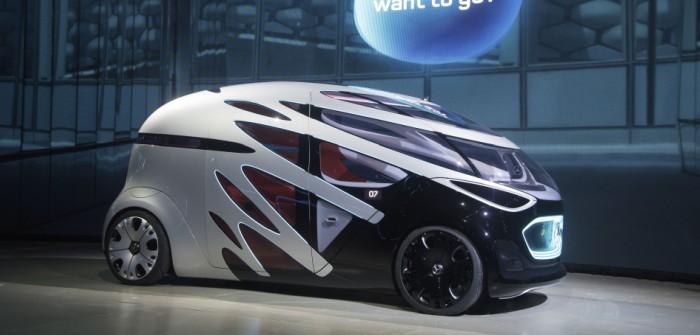 Mercedes: autonome Fahrzeuge für die Mobilität der Zukunft