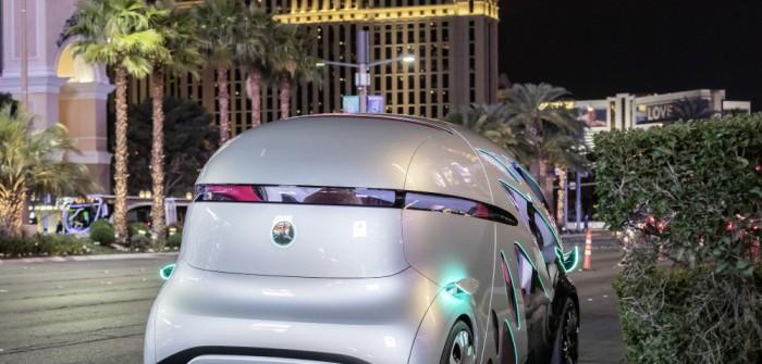 Mercedes Future Car: Sieht so das Auto der Zukunft aus? (Foto: Mercedes-Benz)